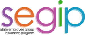 Logo for SEGIP: State Employee Group Insurance Program